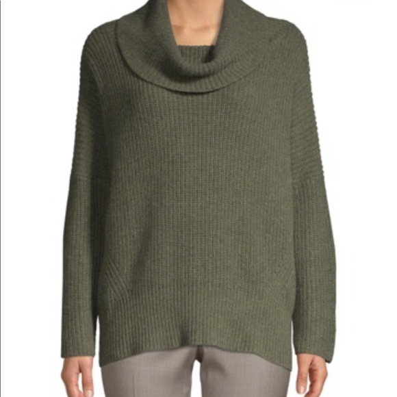 Autumn Cashmere Sweaters - AUTUMN CASHMERE cowl neck sweater